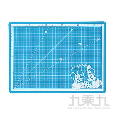 迪士尼B6環保切割墊(藍色系)LW-A2108A
