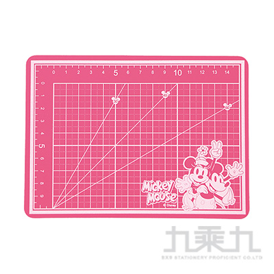 迪士尼B6環保切割墊(粉色系) LW-A2108B