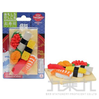 生魚片壽司橡皮擦組ER961082-2