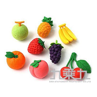 造型橡皮擦-各式水果 IWAKO:ER-BRI024