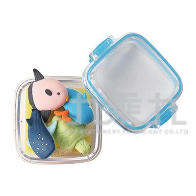 方盒橡皮擦組/海洋動物 IWKO:ER-981202