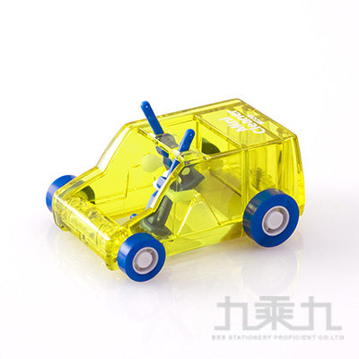 MIDORI Mini Cleaner清潔小車2019限-黃