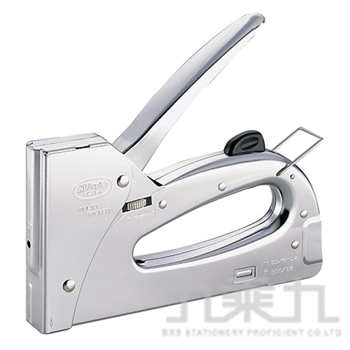 KW-triO 電鍍金屬釘槍 8512CP