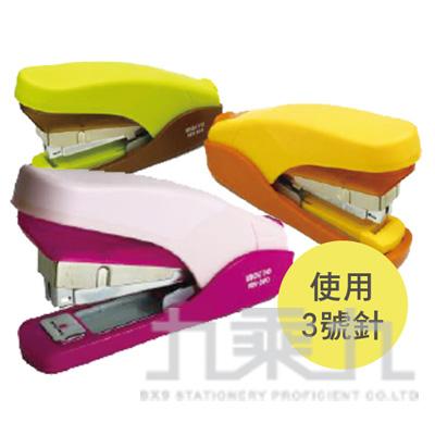 Inozto省力專業訂書機(粉紅+紫) FRS200