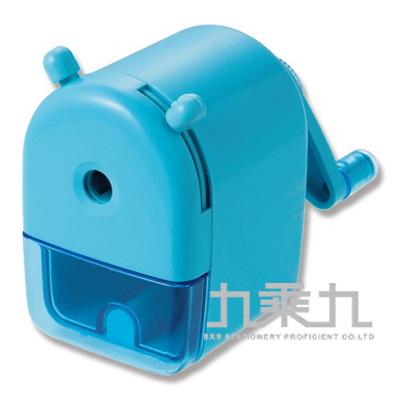 桌上型可換刃5段式削筆機/藍 KUTSUWA:RS026BL