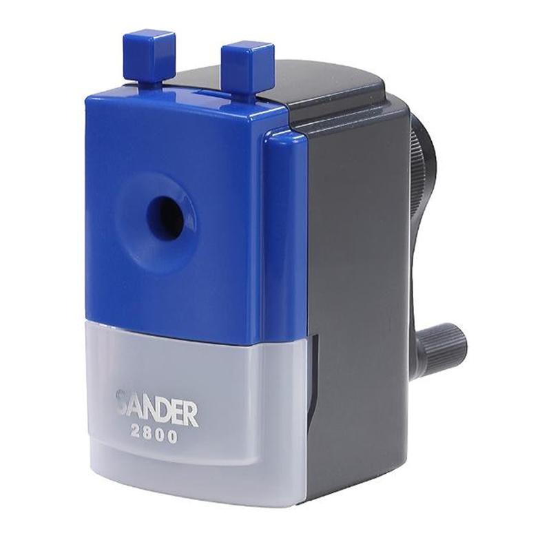 聖得 多功能削筆機-藍SD-2800