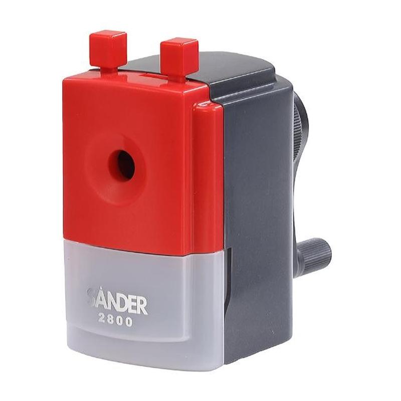 聖得 多功能削筆機-紅SD-2800