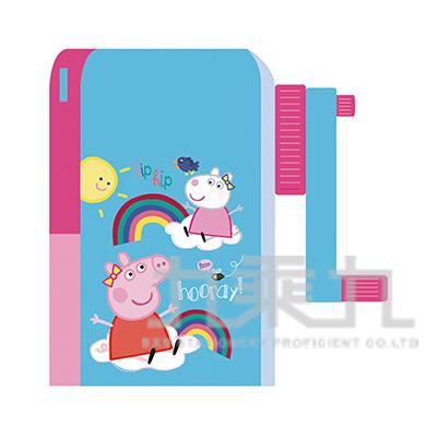 粉紅豬小妹大小通吃可調式削筆機(3) PGSHP380-3