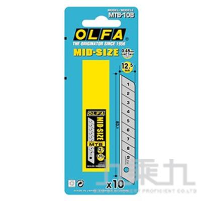 OLFA MTB-10B刀片(10片裝)/MT-1美工刀用