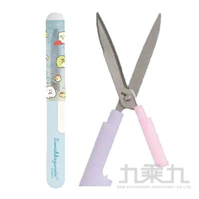 角落生物攜帶式美工剪刀/藍CH/M:MS21901