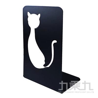 貓書立-2-(黑) 3927-1