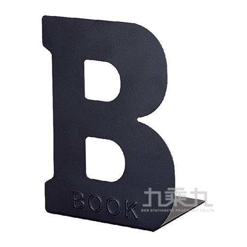 BOOK L型鐵書架(黑)