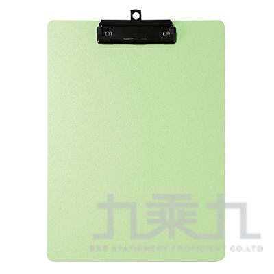 A4輕量防水板夾-鮮綠色 66230-GR