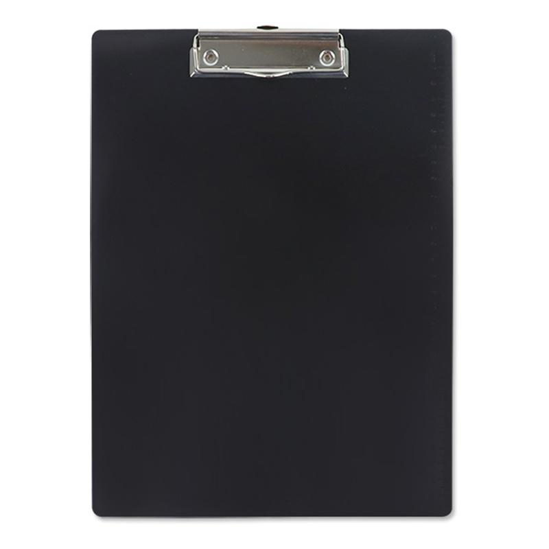 A4直式板夾-黑
