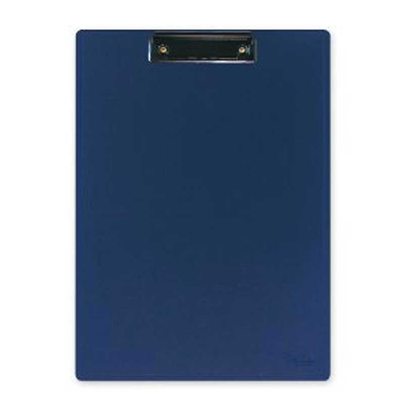 手作之A4板夾(藍)