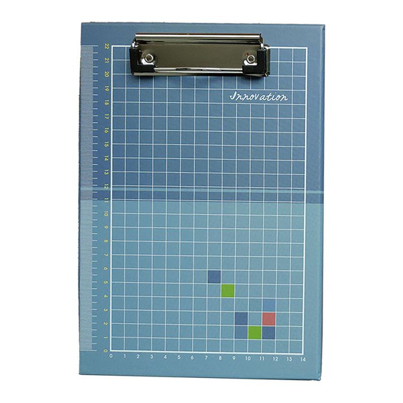 小清新A5板夾置物盒(藍) YCBX-A501A