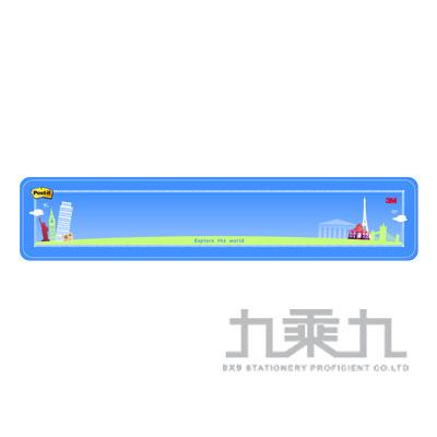 3M 利貼 可再貼備忘板 (旅行系列-小型) 558S-D