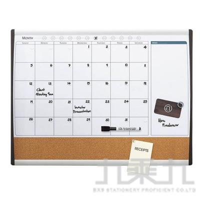 Quartet 多功能白板行事曆附軟木 QT-79372
