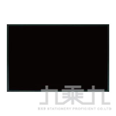 膠框鏡面磁性黑板30x45cm NBA-3045