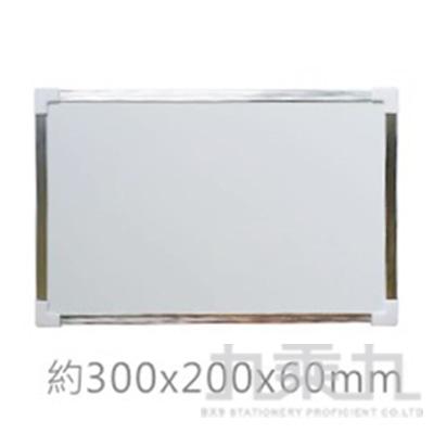 鋁框磁吸式雙面白板(S) UA5716