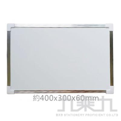 鋁框磁吸式雙面白板(L) UA5718