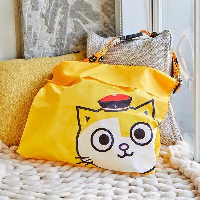 黃阿瑪兩用行李束帶