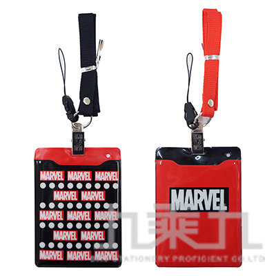 Marvel 吊袋證件套 (款式隨機)