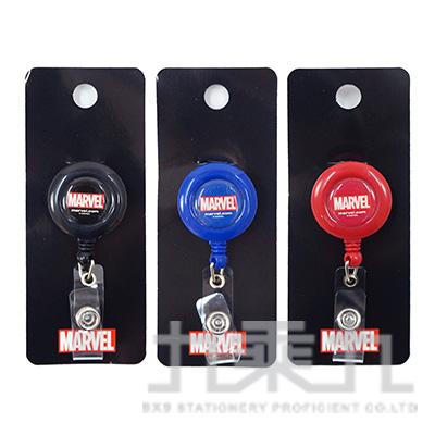 Marvel 伸縮識別扣 (款式隨機)