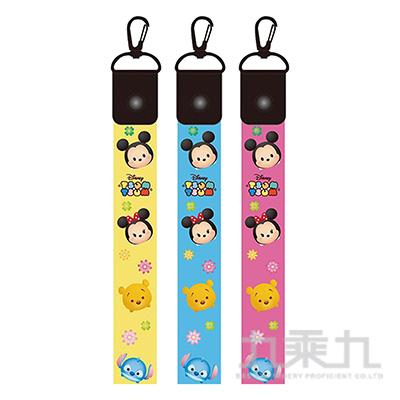 迪士尼(Tsum Tsum)短版寬證件套繩