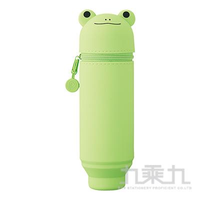 LIHIT小綠蛙伸縮筆筒(大)  A-7714-13