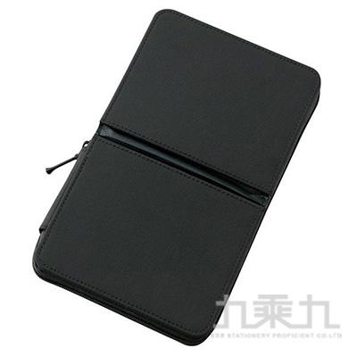 Raymay對折磁鐵固定筆盒2 L/黑 R/M:FY339B
