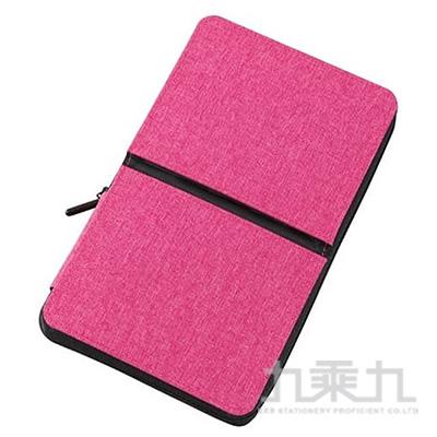 (停產)對折磁鐵固定筆盒2 L/鮮桃 R/M:FY339P