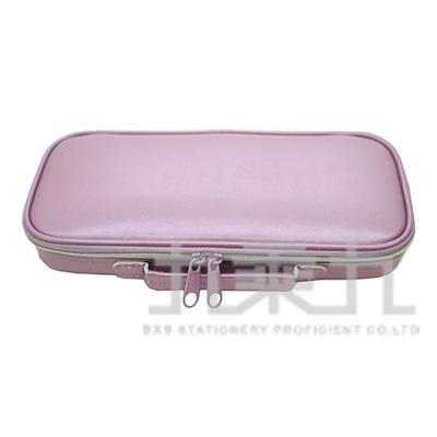 Raymay人氣合皮筆盒/淡紫色 R/M:FSB122V