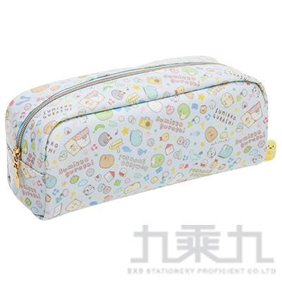 心情玩偶筆袋/水藍 S/G:PY64901