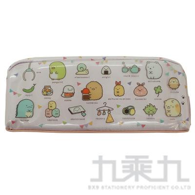 心情玩偶筆袋/粉紅 S/G:PY55201