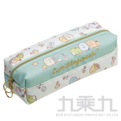 心情玩偶雙開拉鍊筆袋 CH/M:PY71401