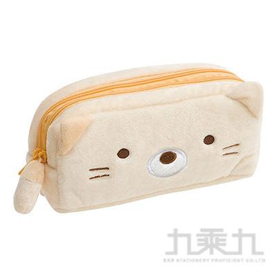 角落生物貓咪造型雙層收納包S/G:CU49501