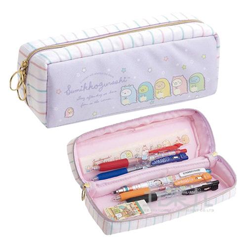 角落生物縫製筆袋/紫CH/M:PT00303