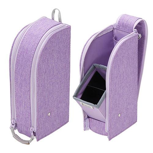 Raymay舒適易用立式筆袋/紫羅蘭色