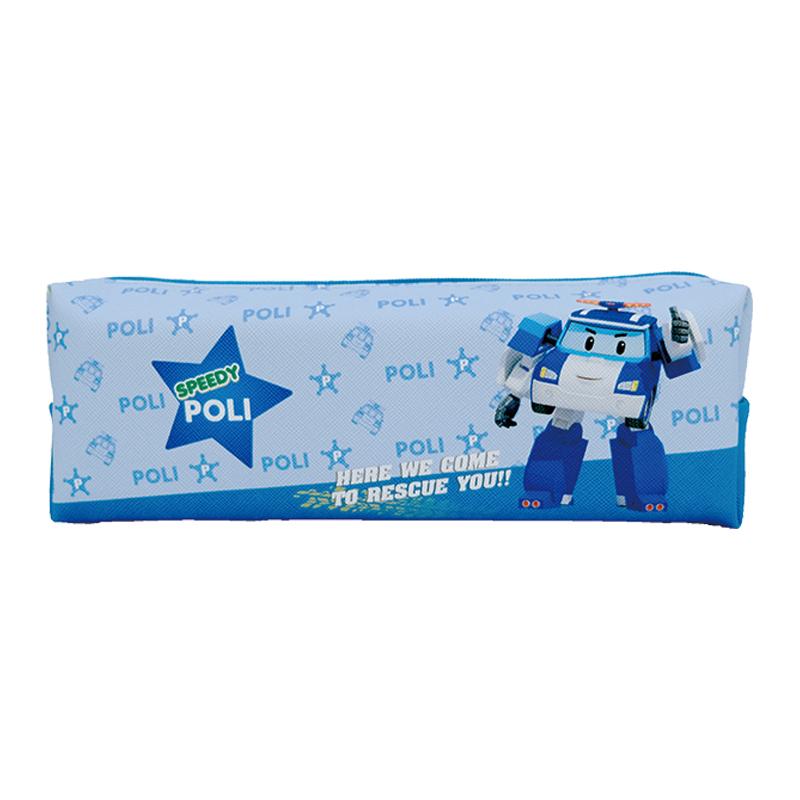 POLI救援小英雄-波力筆袋