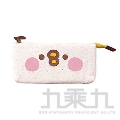 卡娜赫拉雙層拉鍊筆袋-P助版 KS14091B