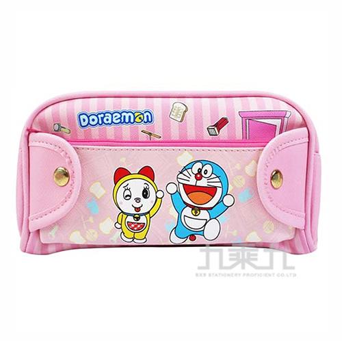 哆啦A夢子母筆袋-粉 DO03551A
