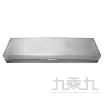 彩色塑膠萬用筆盒(小)-黑 UACA9801