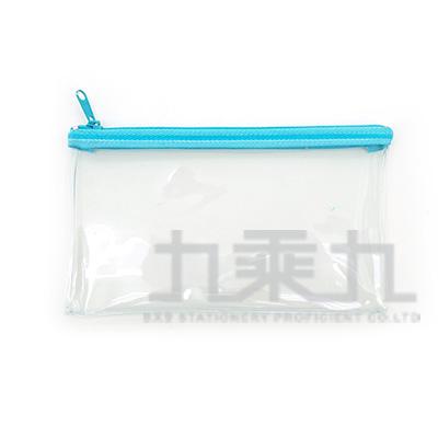 考試專用透明筆袋A  UECA0600