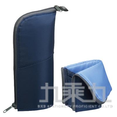 KOKUYO Neo Critz 站立筆袋180 藍 KOF-VBF180-2