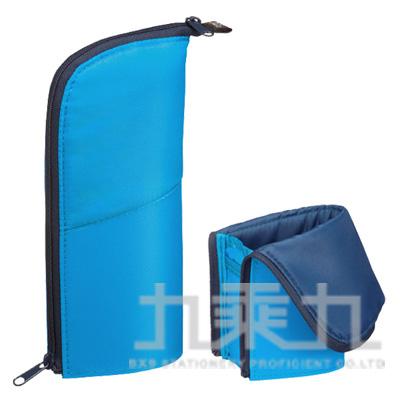 KOKUYO Neo Critz 站立筆袋 水藍 KOF-VBF180-3
