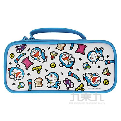 哆啦A夢上翻布筆盒-深藍