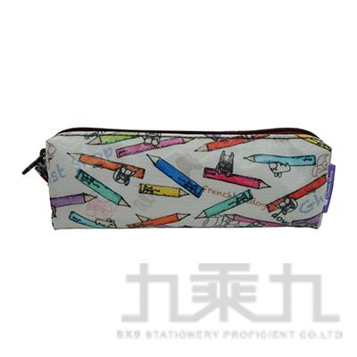鬼畫福好好裝筆袋-法鬥彩色鉛筆