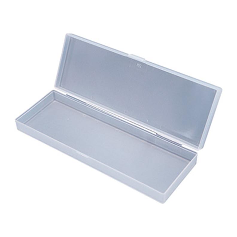 素面PP透明筆盒 DK-5902