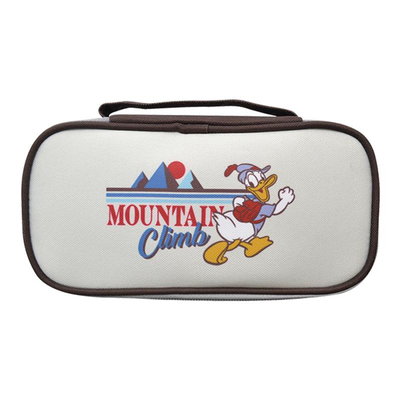 迪士尼上翻萬用袋\筆袋-唐老鴨